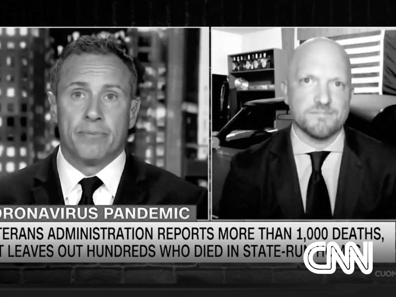 Paul Rieckhoff on CNN's Let's Get After IT with Chris Cuomo, May 19, 2020